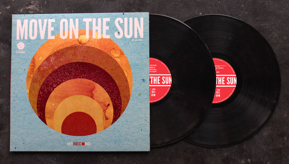 Move On The Sun Artwork - Cover
