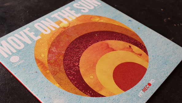 Move On The Sun Artwork - Cover Detail